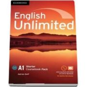 English Unlimited Starter. Coursebook with e-Portfolio and Online Workbook Pack