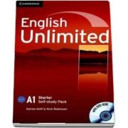 English unlimited starter. Workbook with DVD