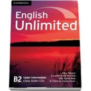 English Unlimited Upper Intermediate. Class Audio CD