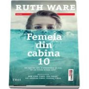 Ruth Ware, Femeia din cabina 10