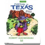 Furturi in Texas (seria Misterele lui Miss Mallard) - Robert Quackenbush