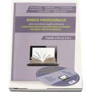 GHIDUL PROFESORULUI pentru domeniile de pregatire profesionala, pentru clasele a IX-a si a X-a