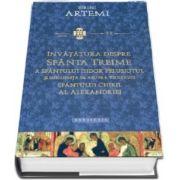 Invatatura despre Sfanta Treime a Sfantului Isidor Pelusiotul si influenta sa asupra Teologiei Sfantului Chiril al Alexandriei