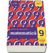 Matematica, culegere pentru clasa a IX-a - Clubul matematicienilor (Editie 2018)
