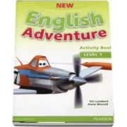 New English Adventure level 1. Activity Book