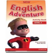 New English Adventure level 2. Activity Book