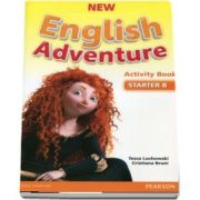 New English Adventure Sarter B. Activity Book