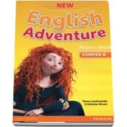 New English Adventure Sarter B. Pupils Book and DVD