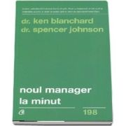 Noul Manager la Minut - Colectia Carti Cheie