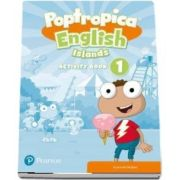 Poptropica English Islands Level 1. Activity Book