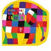 Prima mea carticica Elmer - David McKee