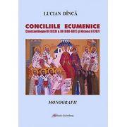 Conciliile ecumenice. Constantinopol II (553) & III (680-681) si Niceea II (787)