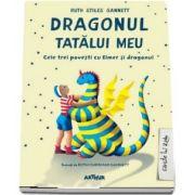 Dragonul tatalui meu. Cele trei povesti cu Elmer si dragonul (Editie 2018)