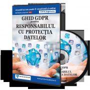 Ghid GDPR pentru responsabilul cu protectia datelor personale - DPO - Format CD