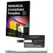 Manualul Contabilului Incepator - stick (USB)