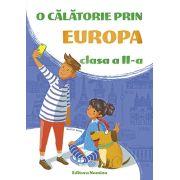 O calatorie prin Europa, pentru clasa a II-a. Editia 2018 - 2019
