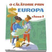O calatorie prin Europa, pentru clasa I. Editia 2018-2019