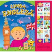 Primele cuvinte in limba engleza. Carte cu sunete