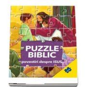 Puzzle biblic - povestiri despre Isus