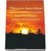 Talcuirea apocalipsei dumnezeiescului evanghelist Ioan Teologul, alcatuita de Oecumenius