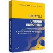 Tratatele Uniunii Europene: noiembrie 2018. Editie tiparita pe hartie alba