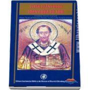 Viata Sfantului Ioan Gura de Aur