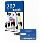202 Modele de fise de post EDITABILE actualizate conform GDPR