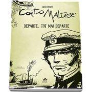 Corto Maltese 3. Departe, tot mai departe