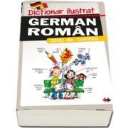 Dictionar ilustrat german-roman. 1000 de cuvinte