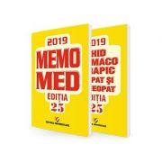 Dumitru Dobrescu - MemoMed 2019, Editia XXV - Volumele I si II