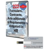 Stick - 222 Formulare, Contracte, Acte Aditionale si Regulamente obligatorii in HR