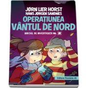 Biroul de investigatii nr. 2. Operatiunea Vantul de nord (editie cartonata)