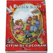 Bucle aurii. Citim si coloram