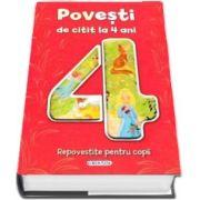 Povesti de citit la 4 ani