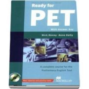 Ready for PET. Students Book with Answer Key