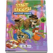 Start english. Aventura urbana, limba engleza pentru clasa pregatitoare