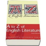 A to Z of English Literature