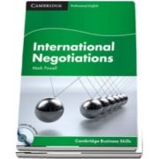 Cambridge Business Skills: International Negotiations Students Book with Audio CDs (2)