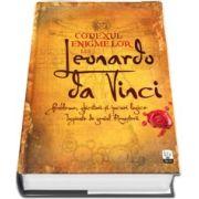 Codexul enigmelor lui Leonardo Da Vinci. Probleme, ghicitori si jocuri logice, inspirate din geniul Renasterii