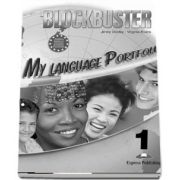 Curs de limba engleza Blockbuster 1. My Language Portfolio - Jenny Dooley, Virginia Evans