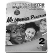 Curs de limba engleza Blockbuster 2. My Language Portfolio - Jenny Dooley, Virginia Evans