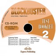 Curs de limba engleza Blockbuster 2. Test booklet CD-ROM (Jenny Dooley, Virginia Evans)