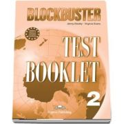 Curs de limba engleza Blockbuster 2. Test booklet - Jenny Dooley, Virginia Evans