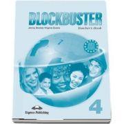 Curs de limba engleza Blockbuster 4. Manualul profesorului - Jenny Dooley, Virginia Evans