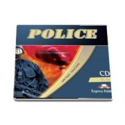 Curs de limba engleza Career Paths, Police. Audio CD