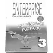 Curs de limba engleza. Enterprise 3. Pre-intermediate My Language Portfolio