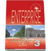 Curs de limba engleza. Enterprise 3. Video Activity Book