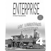Curs de limba engleza. Enterprise 4. Intermediate My Language Portfolio