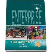 Curs de limba engleza. Enterprise 4. Video Activity Book