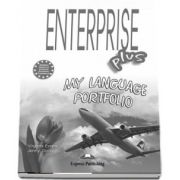 Curs de limba engleza, Enterprise plus. My Language Portfolio - Virginia Evans, Jenny Dooley